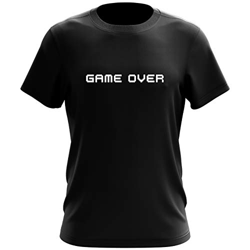 T-shirt homme Game Over – Parodie Pixels